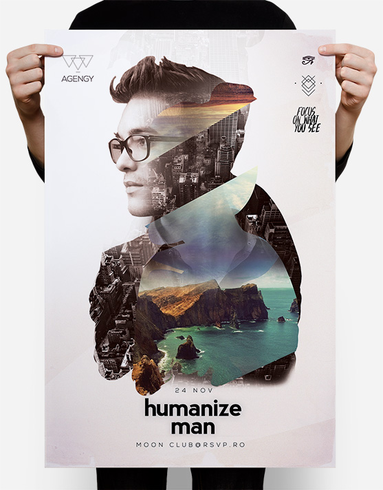 humanize poster