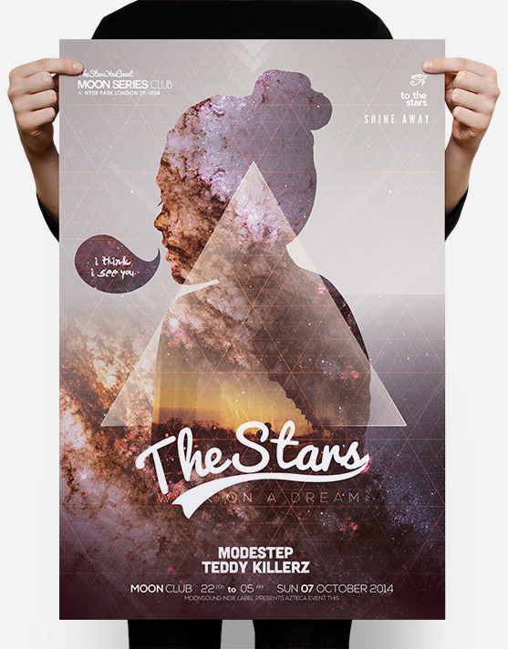 the stars poster