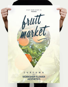 fruit-market-flyer