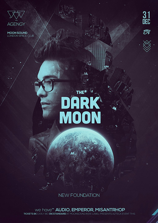 dark moon flyer