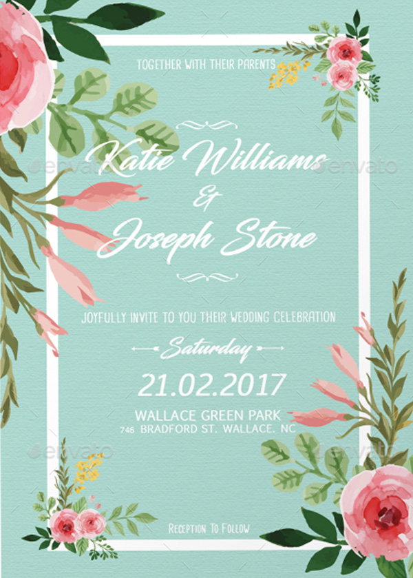 wedding design template