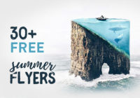 30 best free summer flyer templates