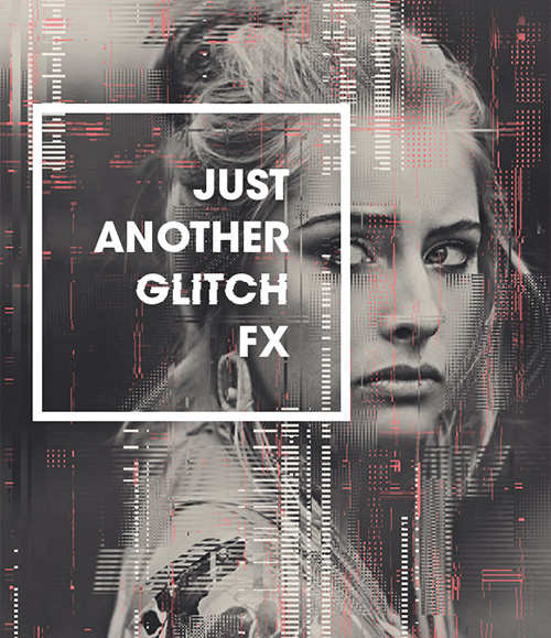 glitch fx ps action