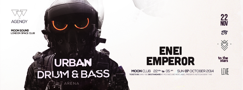 Drum & bass facebook cover