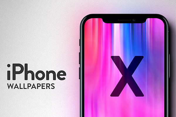 25 iPhone X Wallpapers + a Freebie